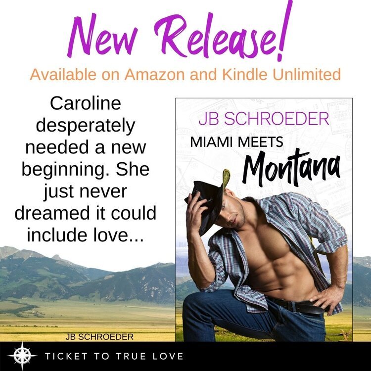 MIAMI MEETS MONTANA is NOW AVAILABLE!