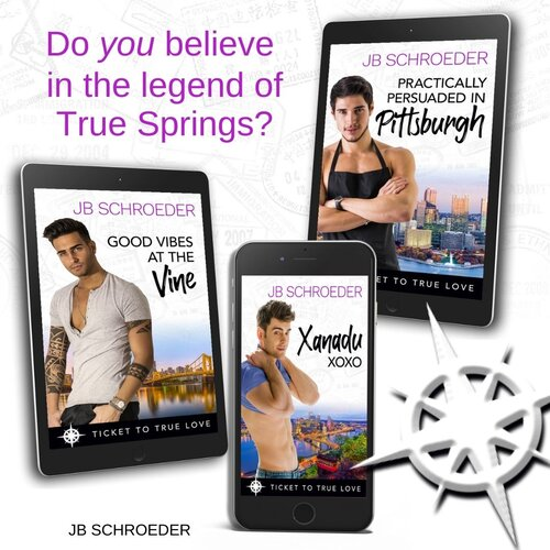 ENTIRE Ticket to True Love SERIES NOW IN Kindle Unlimited!
